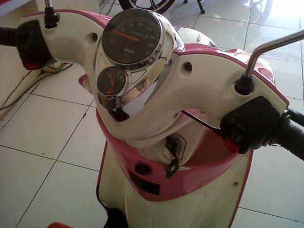 spido-fuelmeter bulat, analog dan SKS