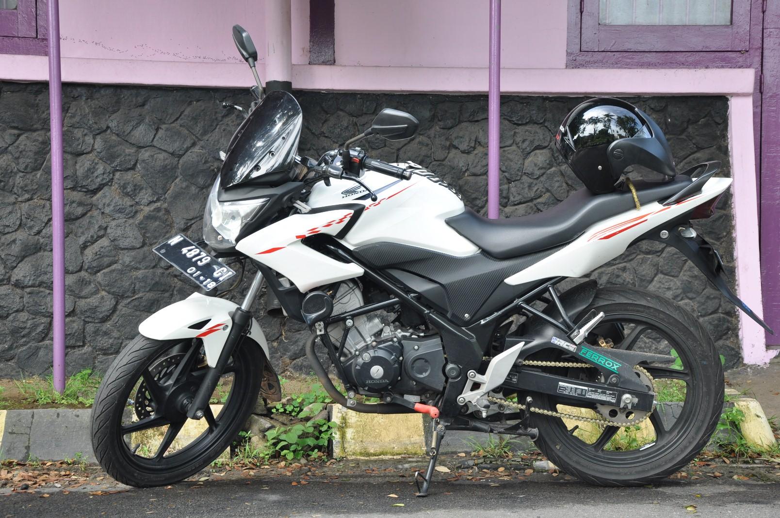 Facelift Honda CB150R berkode K15M? Bisa jadi masbro