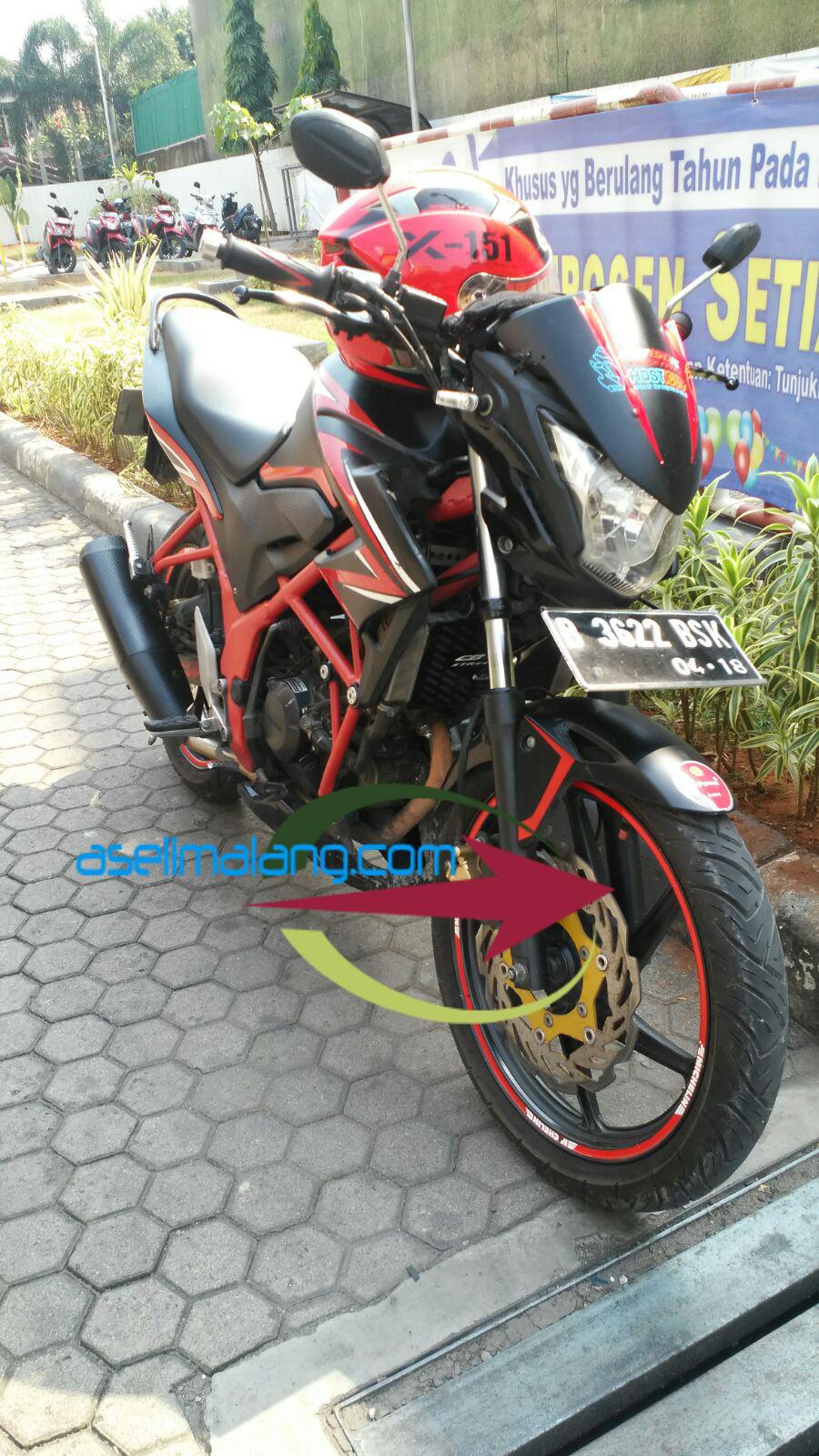 Modifikasi Honda CB150R Harian Sekedar Coretan