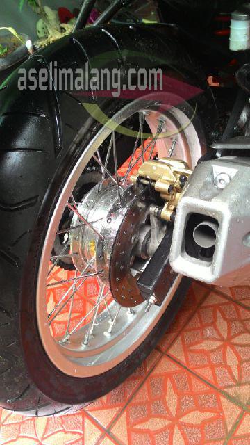 Pengen Modifikasi Honda New Cb150r Mu Jadi Jari Jariruji