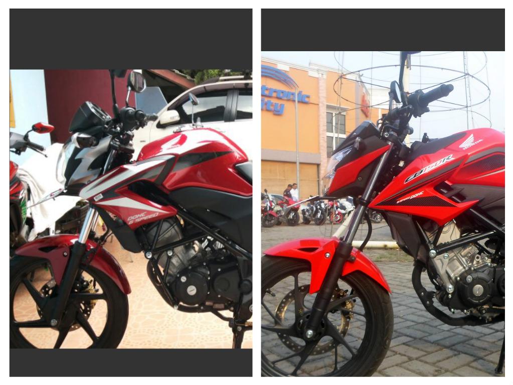 Honda Tinggalkan Warna Merah Marun Sekedar Coretan