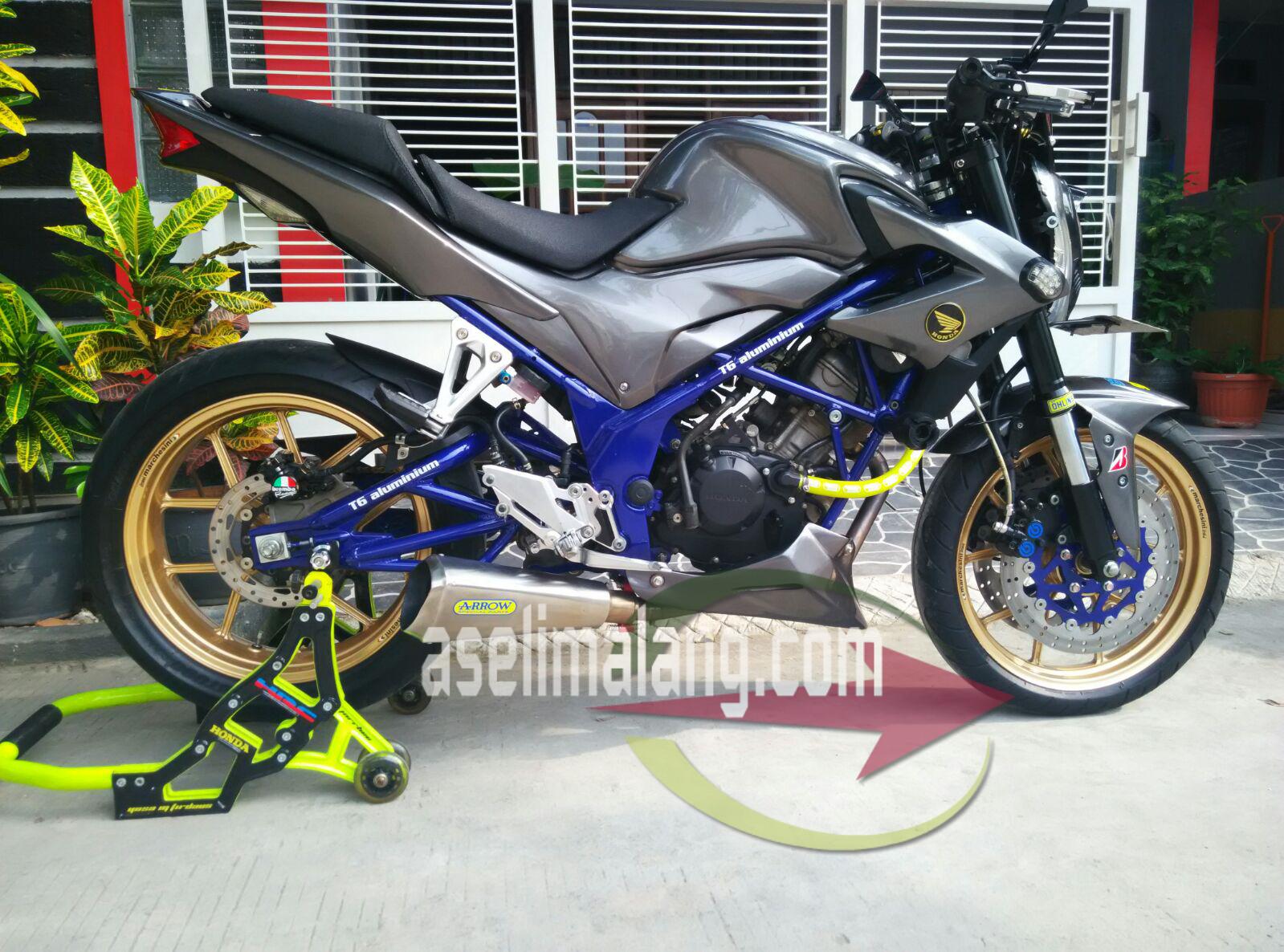 Transformasi Ke 3 Honda CB150R Sekedar Coretan