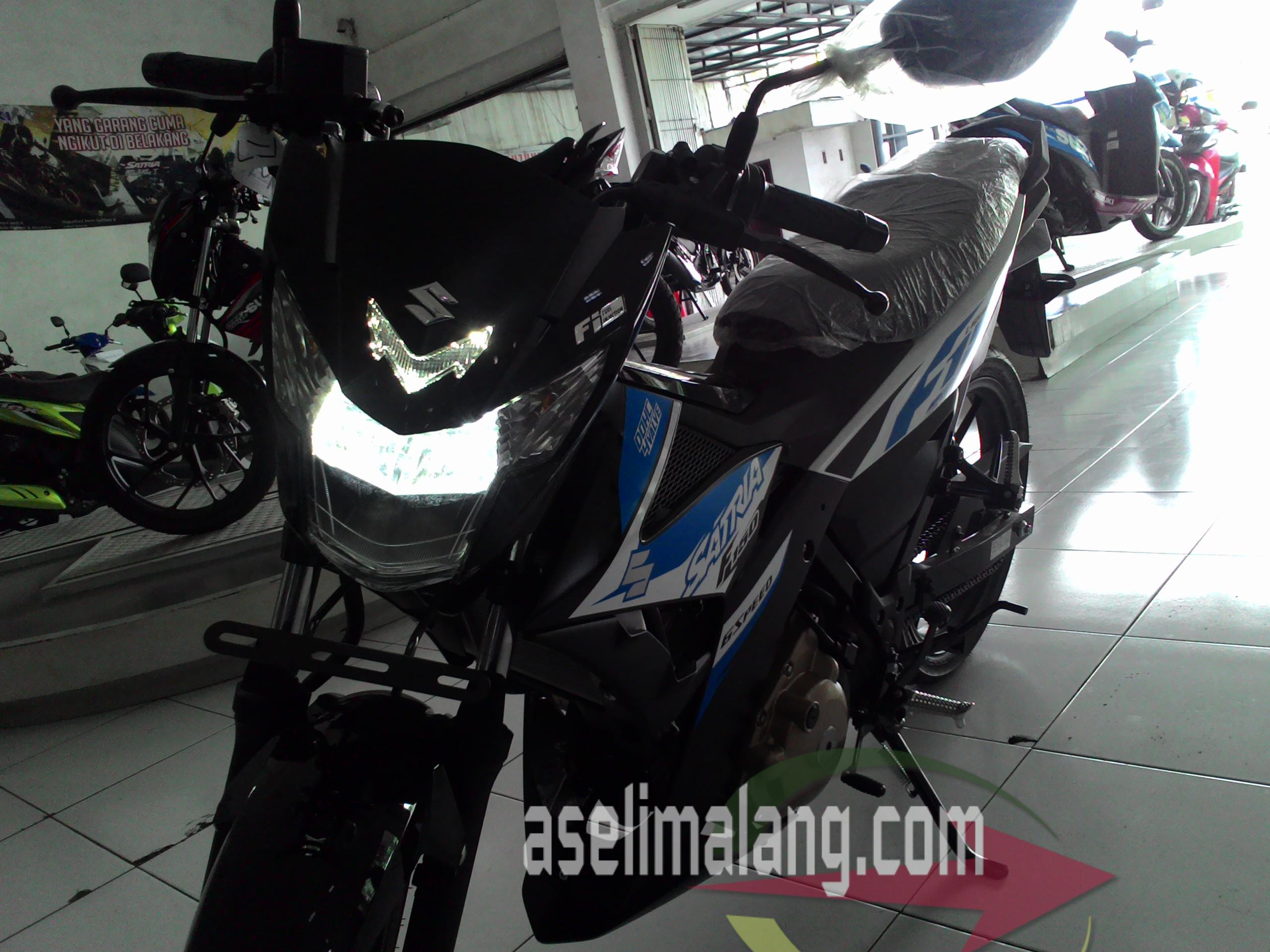 Sekilas impresi Suzuki Satria FU 150 Fuel Injection
