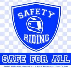 Pengertian safety riding berkendara sepeda motor