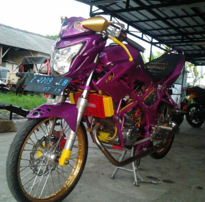 Modifikasi Honda Cb150r Thailook Sekedar Coretan