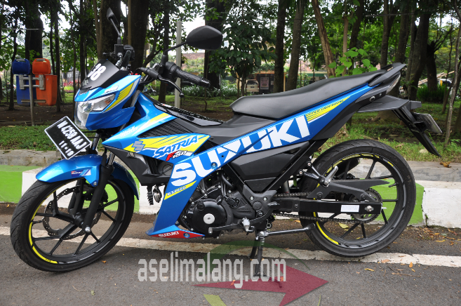 Sekilas impresi Suzuki Satria FU 150 Fuel Injection ...