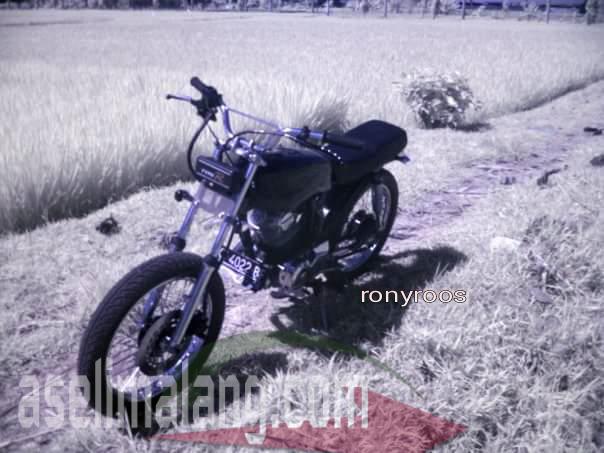 Modifikasi Honda Gl 100 Hingga 3 Versi Sekedar Coretan