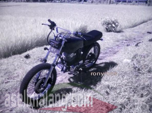 GL 100 V1, foto : koleksi pribadi Rony