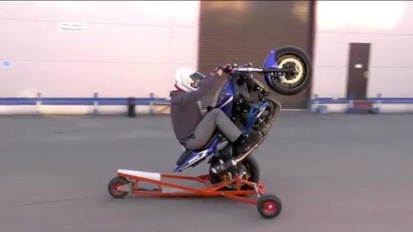 wheelie-machine
