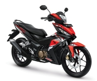 New Honda Supra GTR150-Spartan Red