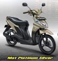 nex matt platinum silver