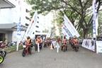Touring Wisata Suzuki GSX - Start SGM (2)
