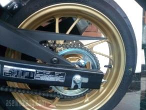 bleki roda belakang