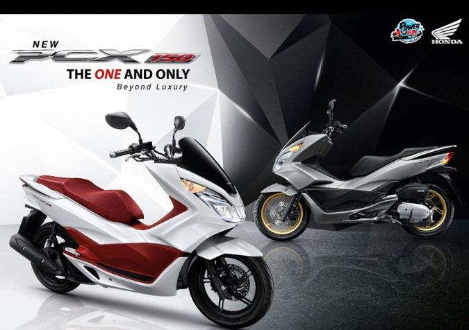 Honda Pcx 150 Versi Lokal Tunggu Deh Di Trimester 1 2018 Sekedar