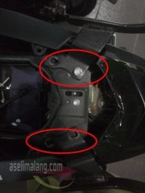 box pemasangan braket