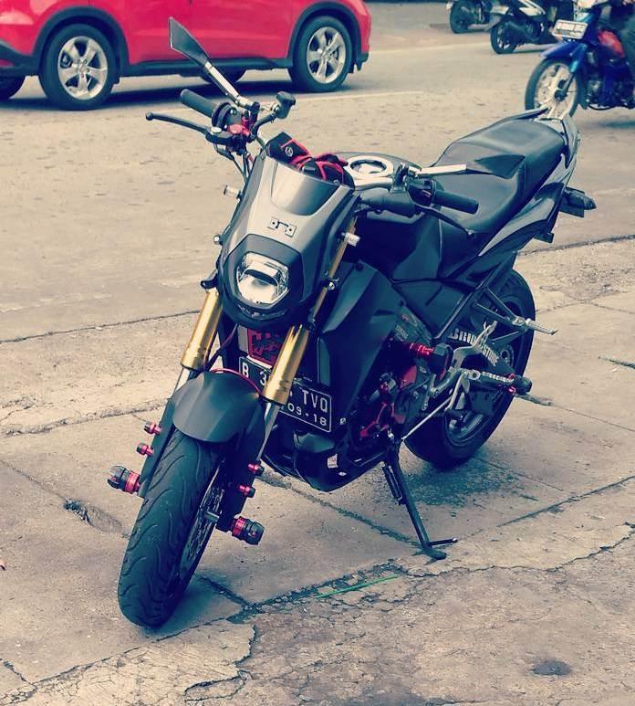 Headlamp Yamaha New X Ride 125 Sekedar Coretan