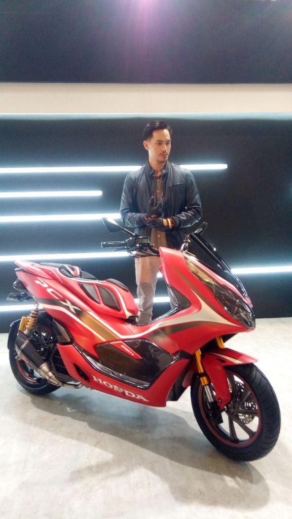 Modifikasi All New Honda Pcx Lansiran Ahm Bisa Jadi Inspirasi Nih