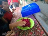 bakti alam buah potong