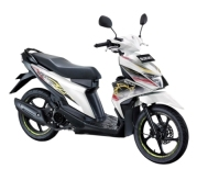 Suzuki NEX II Fancy Dynamic Brilliant White