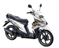 Suzuki NEX II Fancy Dynamic Brilliant White