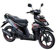 Suzuki NEX II Fancy Dynamic Titan Black