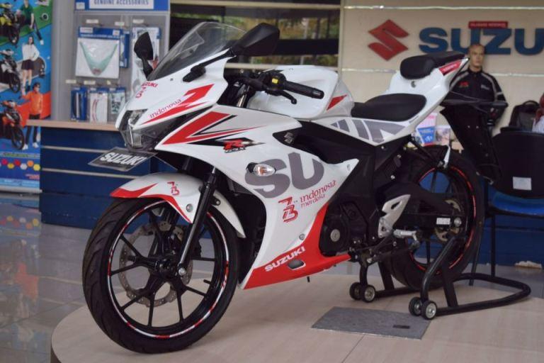 Suzuki Gsx R 150 Sekedar Coretan