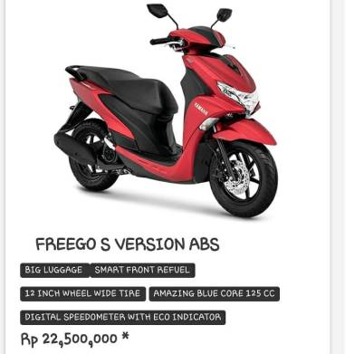 freego s abs