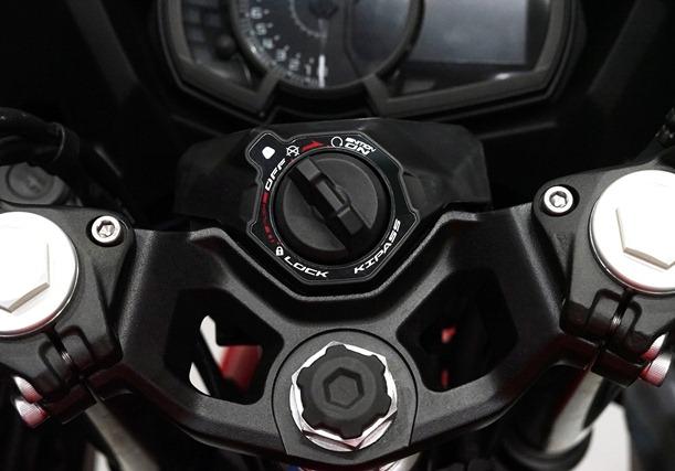 Kawasaki Hadirkan New Ninja 250 Kipass Keyless Bro Sekedar