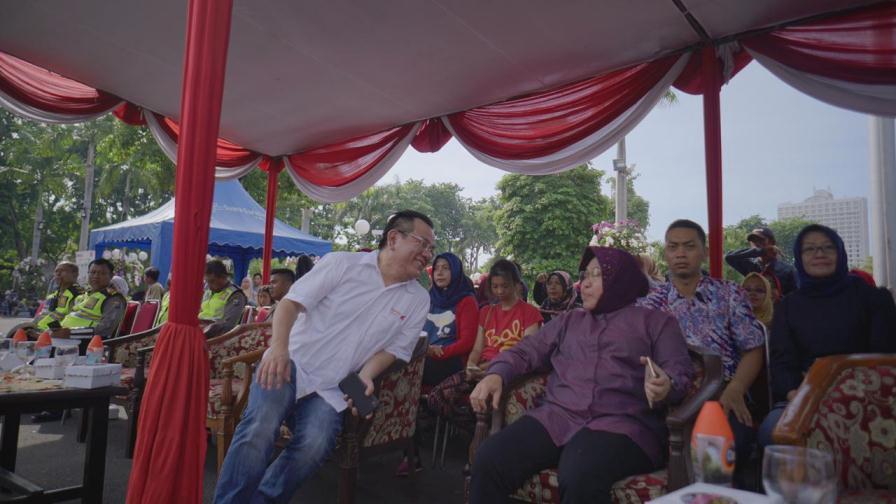 Penutup Honda Safety Riding Kelana Kota Surabaya 2018