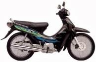 Honda Supra X 100 - 2