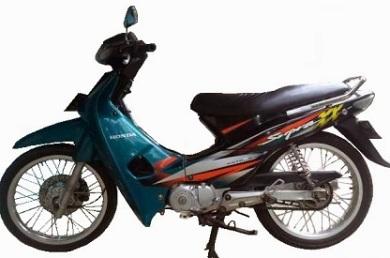 Honda Supra XX (2002) - 2