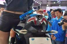 Kymco-K-Rider-400-Body belakang