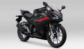 All New Honda CBR150R Dominator Black Red
