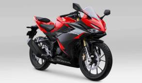 All New Honda CBR150R Victory Black Red